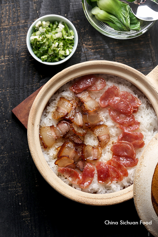 Hong Kong Style Clay Pot Rice