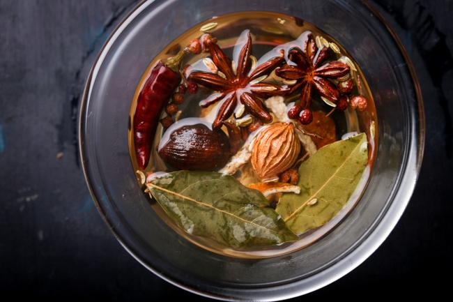 Lanzhou beef noodle soup