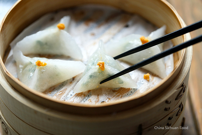 pork and chive har gow