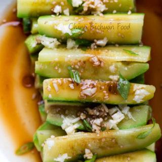 5 Minutes Zucchini Salad