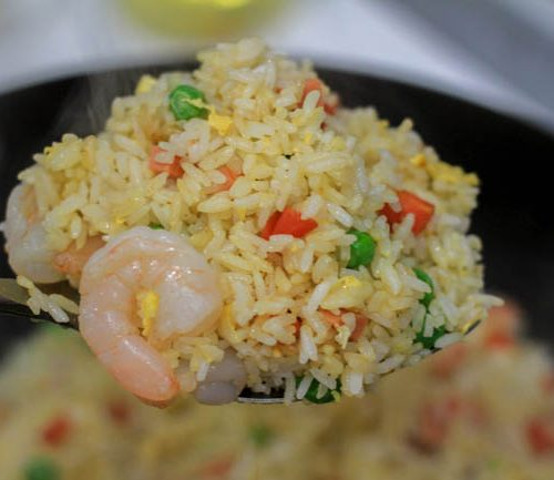 Chinese Egg Fried Rice Yang Chow Fried Rice China Sichuan Food