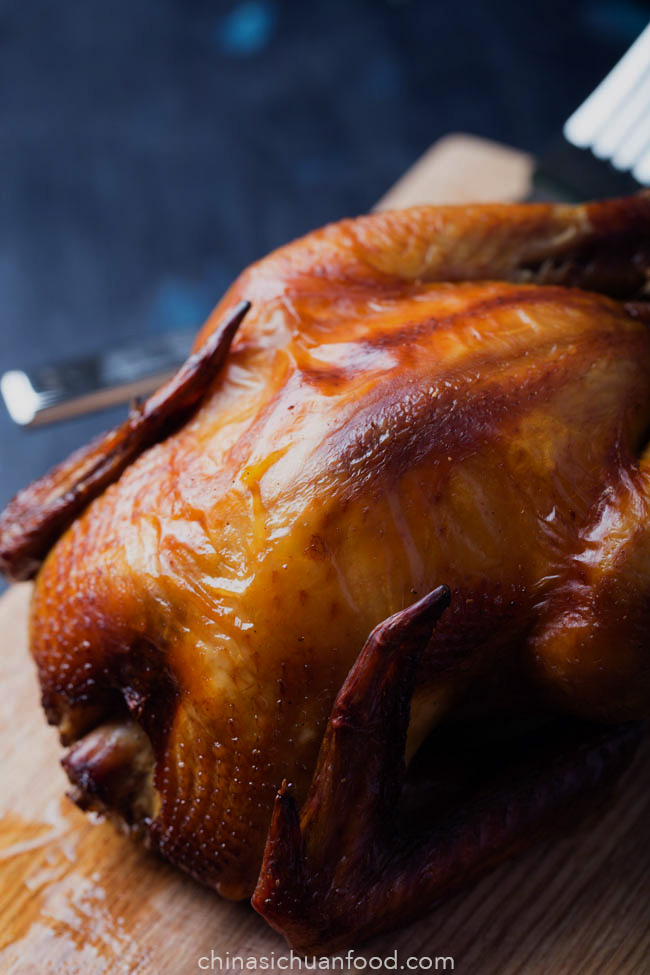 Chinese roasted Chicken   chinasichuanfood.com
