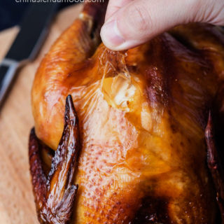 Chinese roasted Chicken | chinasichuanfood.com
