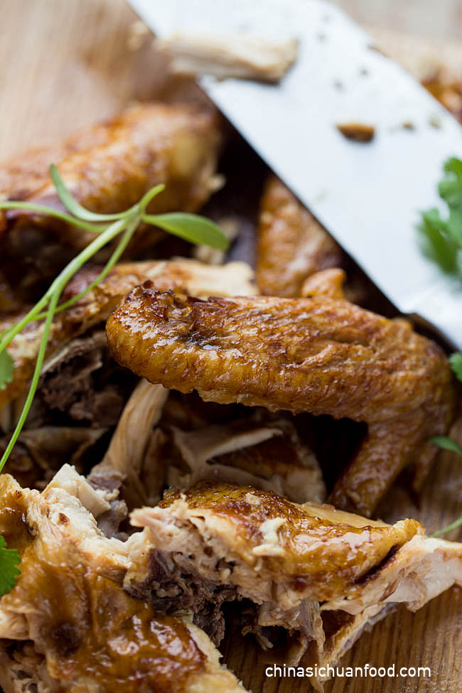 braised chicken (master stock), super soft-6 copy