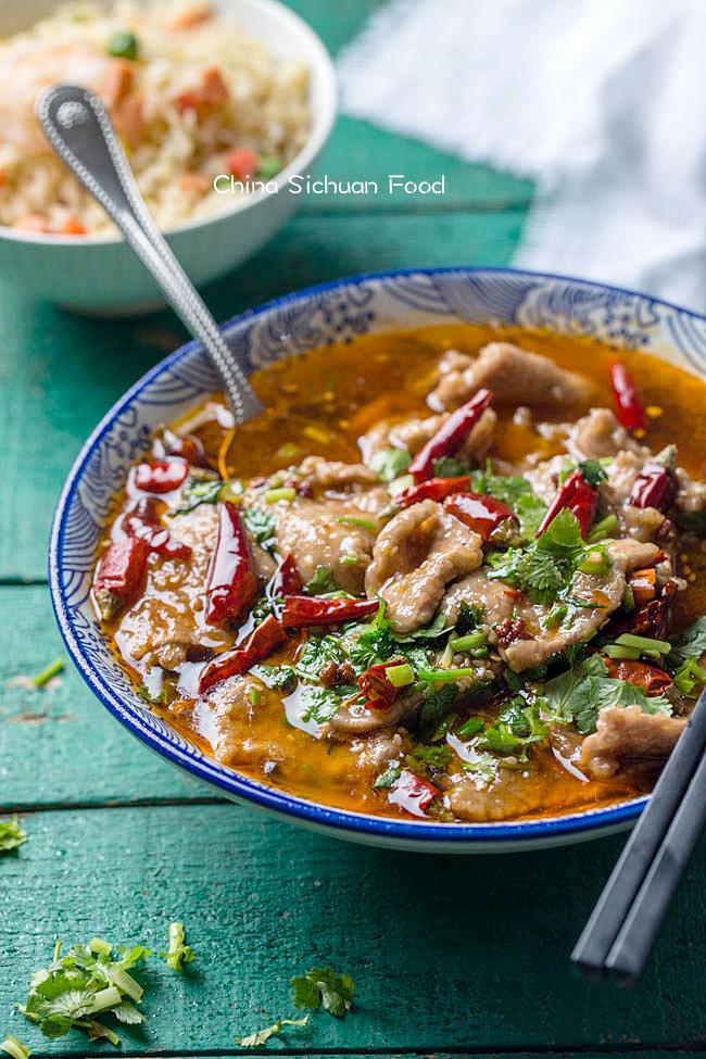 shui zhu beef | chinasichuanfood.com