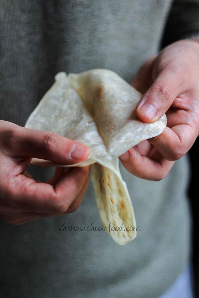 peking duck pancake | chinasichuanfood.com
