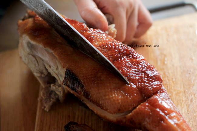 homemade peking duck | chinasichuanfood.com
