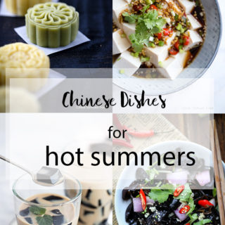 Chinese Dishes for Hot Summers