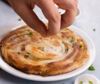Shanghai Scallion Pancakes (Cong You Bing) | China Sichuan Food