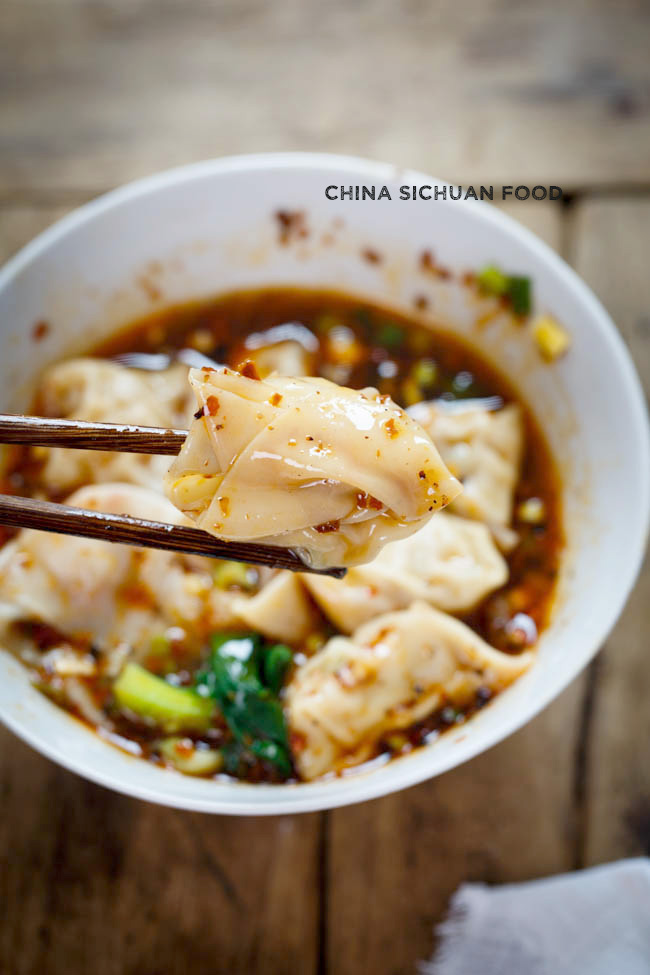 The Ultimate Guide To Wonton Soup China Sichuan Food