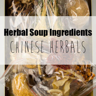 An Introduction to Chinese Herbal Soup Ingredients