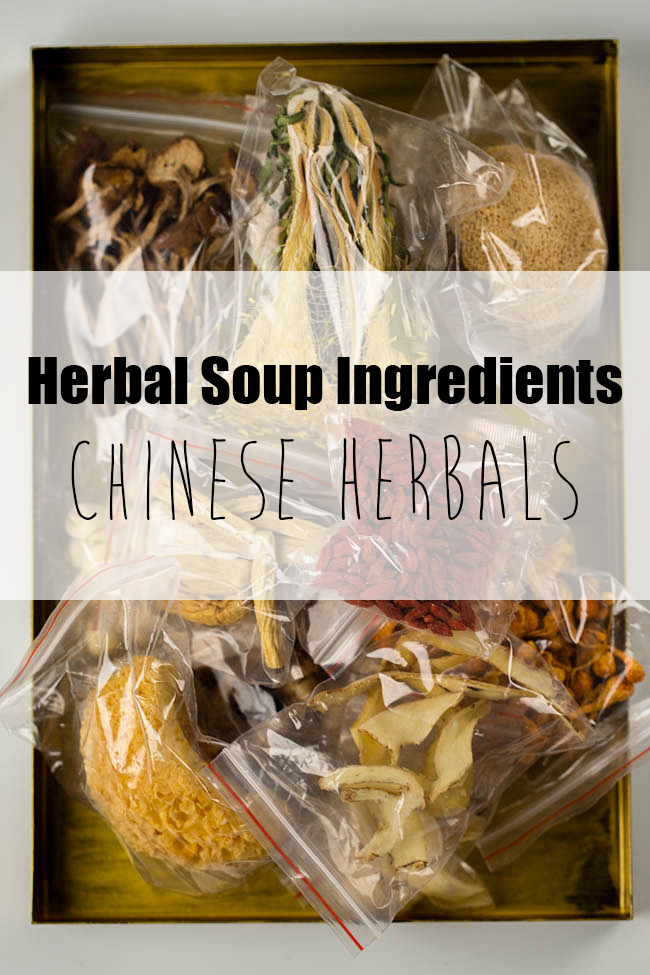 herbal soup ingredients|chinasichuanfood.com