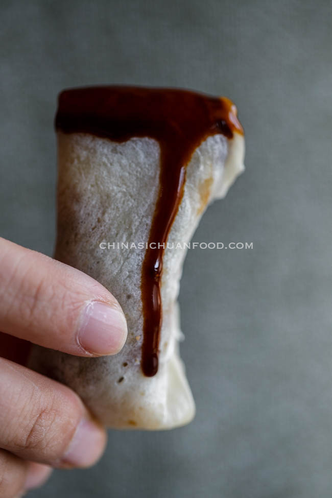 Spring roll wrapper as peking duck wrappers|chinasichuanfood.com
