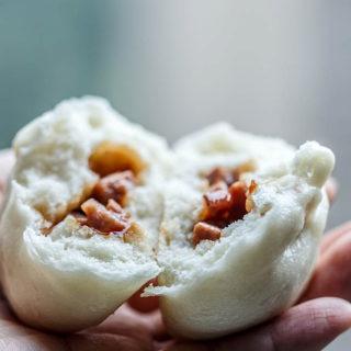 Steamed bbq pork buns|chinasichuanfood.com