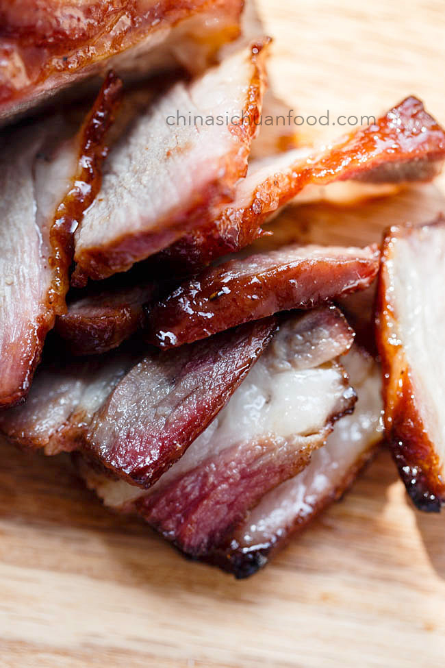 easy char siu with hoisin sauce