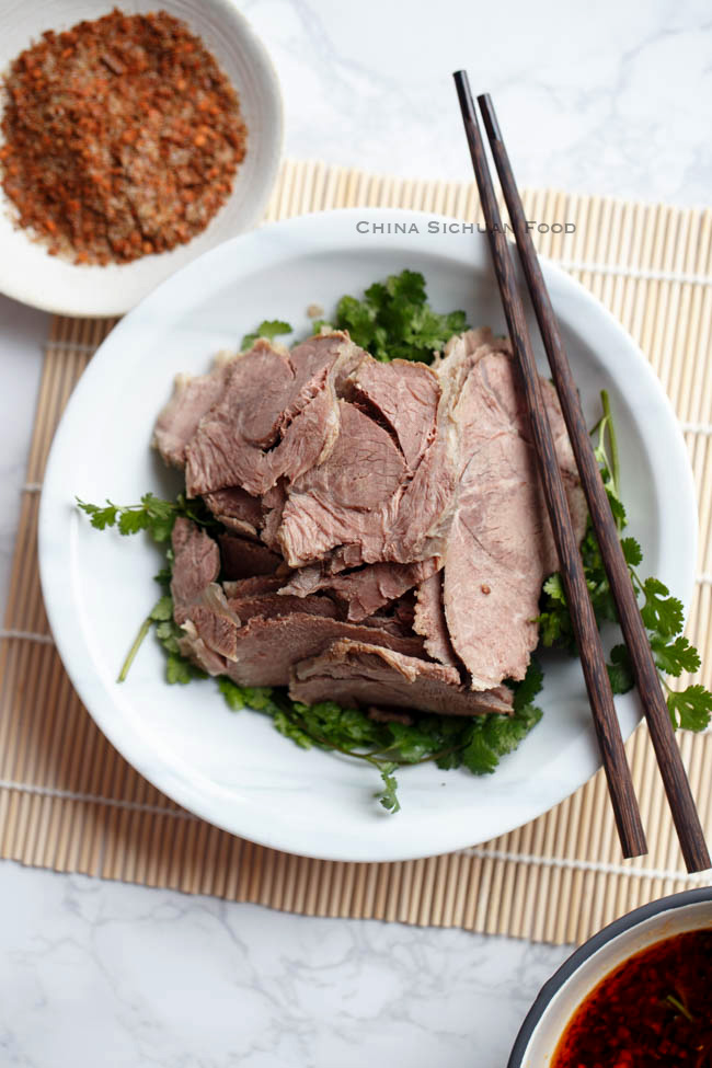 Spicy infused lamb|chinasichuanfood.com
