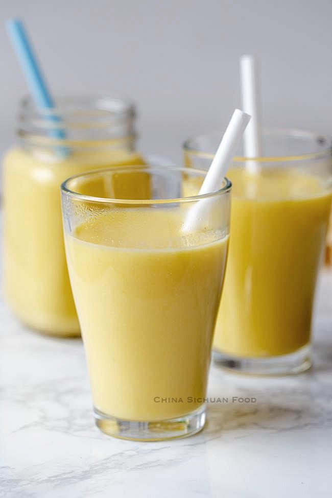 Corn milk|chinasichuanfood.com