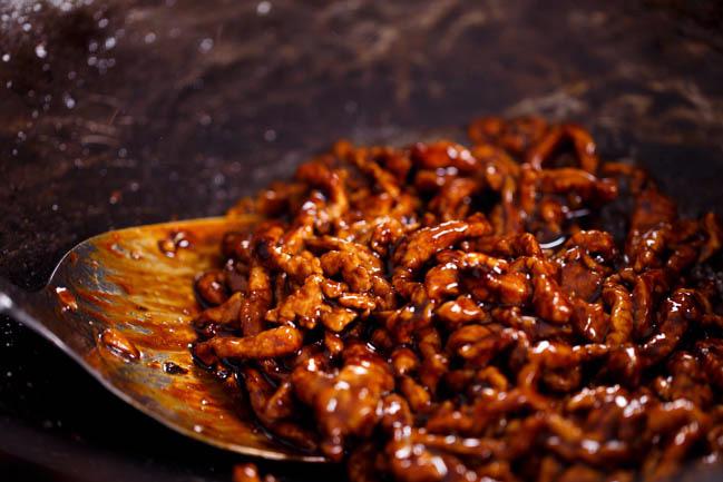 Peking style pork sheds|chinasichuanfood.com