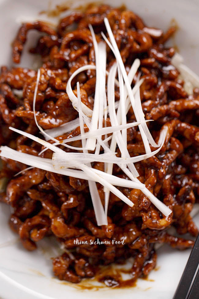 China sichuan food chinese recipes and eating culture peking shredded pork forumfinder Image collections