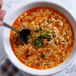 Best scrambled tofu|chinasichuanfood.com