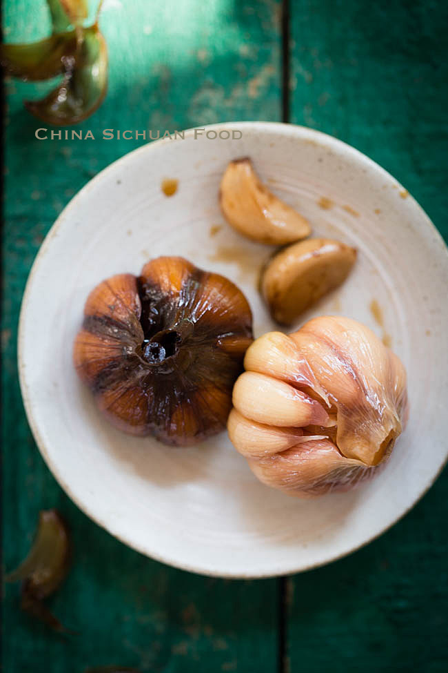 pickled garlic| chinasichuanfood.com