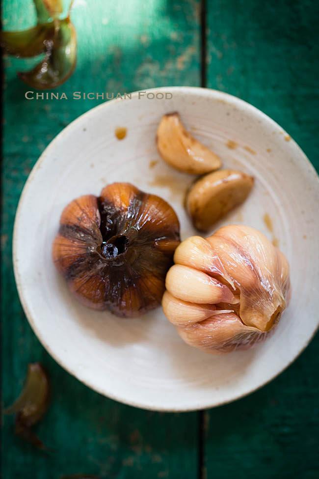 pickled garlic| chinasichuanfood.com