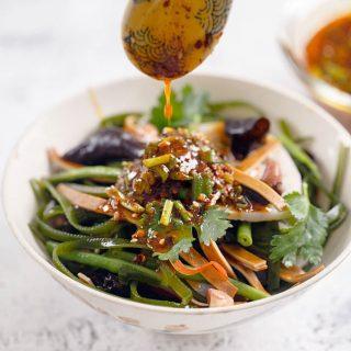 Sichuan salad dressing|chinasichuanfood.com