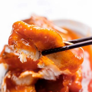 Sweet and Sour Fish- Whole Fish