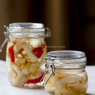 pickled ginger|chinasichuanfood.com