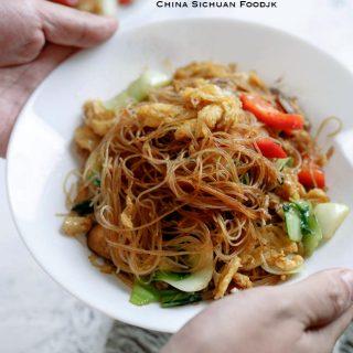 Vegetarian Mei Fun
