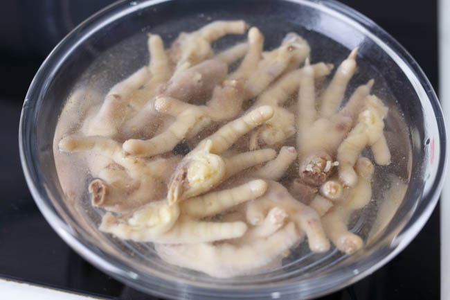 Chicken feet salad|chinasichuanfood.com