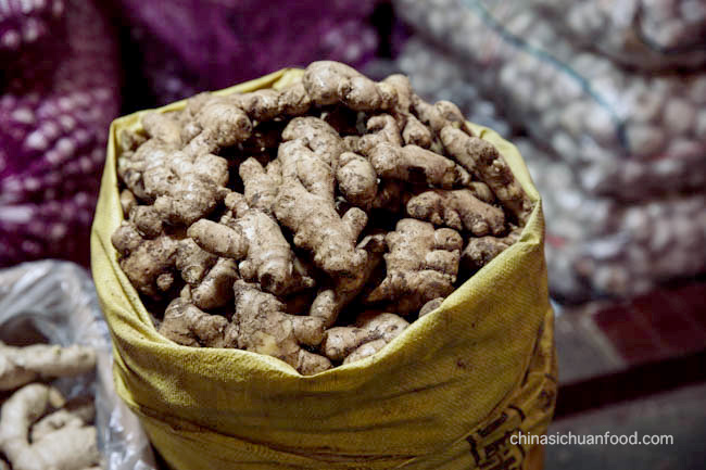 Ginger|chinasichuanfood.com