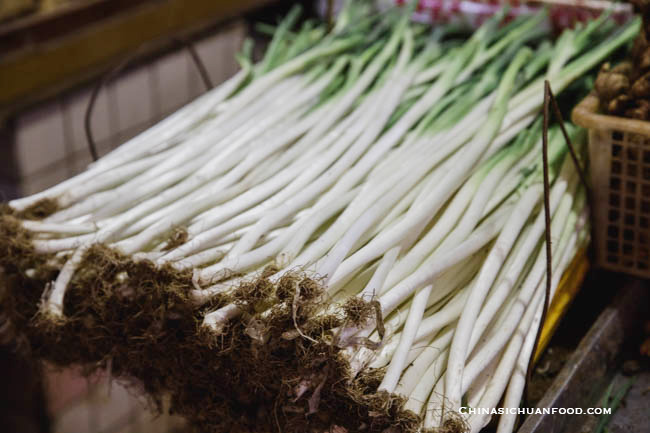 leek scallion |chinasichuanfood.com