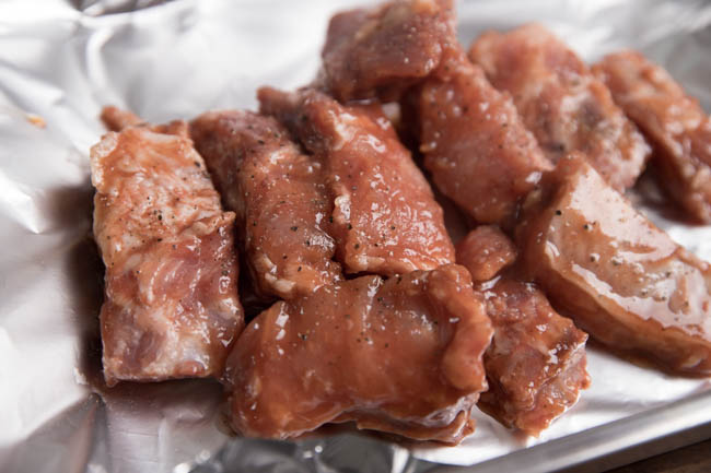 hoisin BBQ Ribs|chinasichuanfood.com