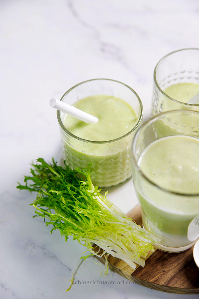 avocado-smoothie|chinasichuanfood.com