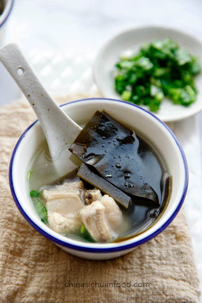 dried seaweed soup|chinasichuanfood.com
