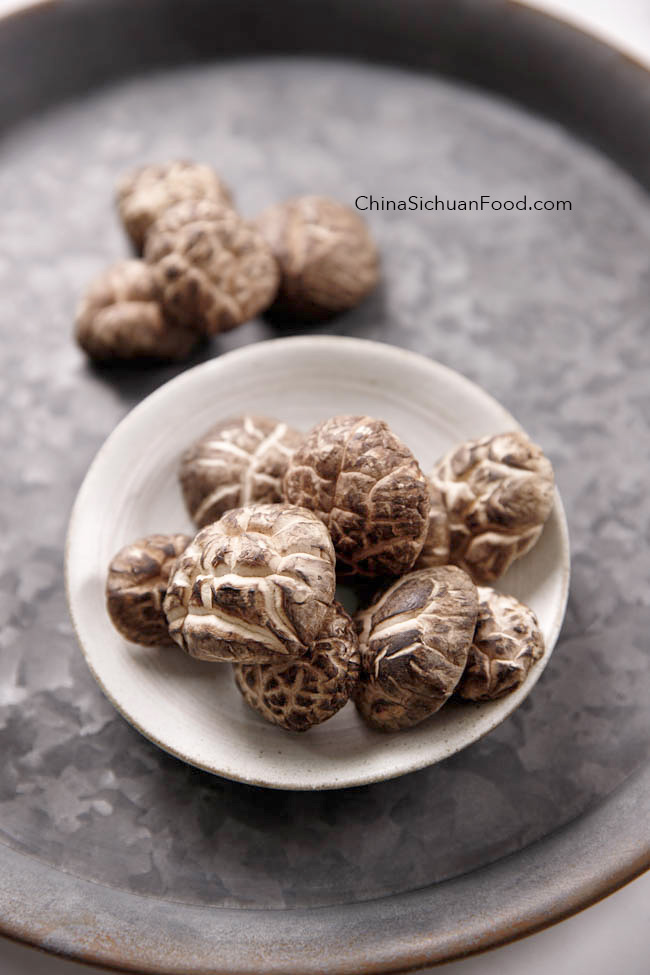 shiitake mushrooms|chinasichuanfood.com