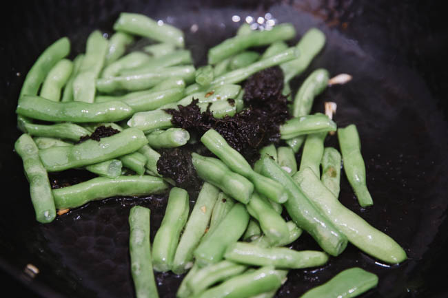Chinese vegetable green beans|chinasichuanfood.com