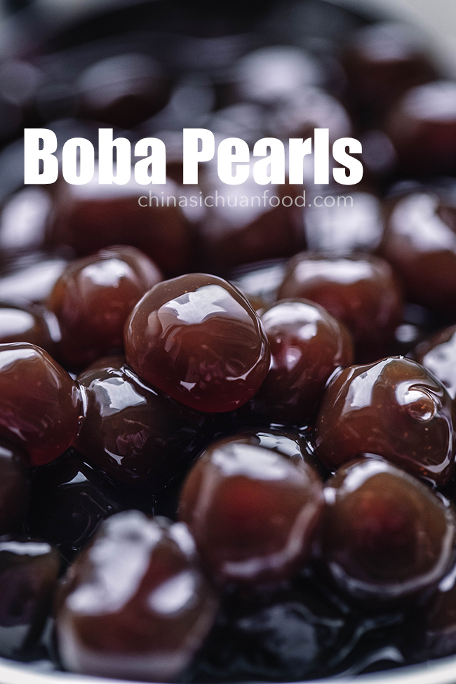 How To Make Boba Pearls At Home China Sichuan Food