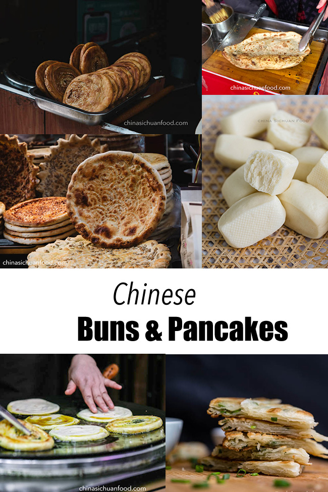 An Introduction To Chinese Buns And Pancakes China Sichuan Food