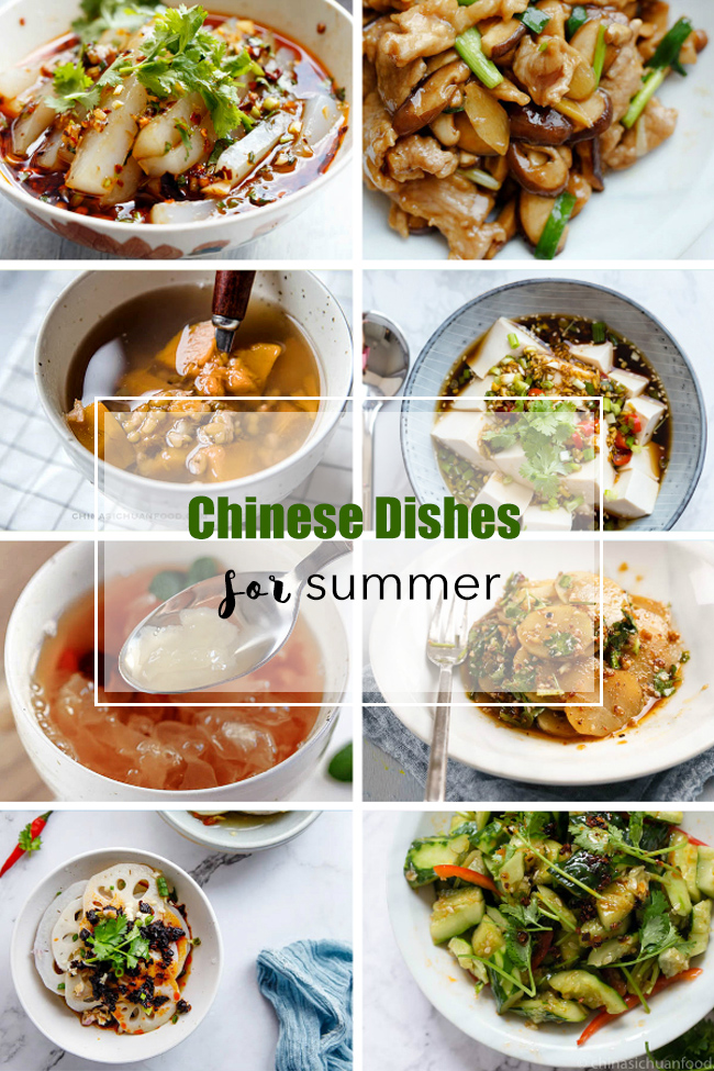 Top 20 Chinese Dishes for Summer   China Sichuan Food