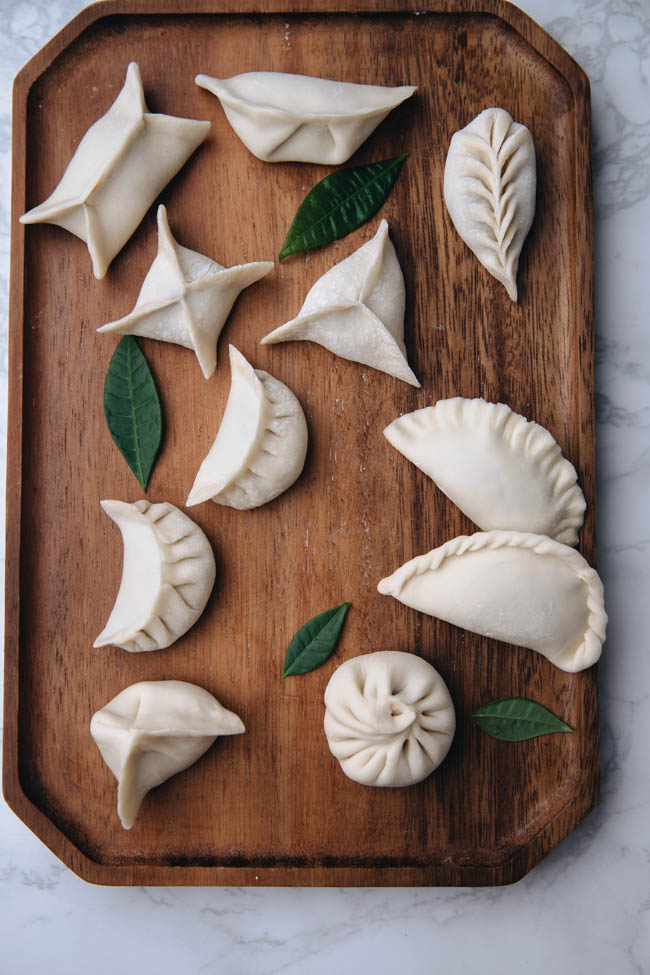 how to fold dumplings|chinasichuanfood.com