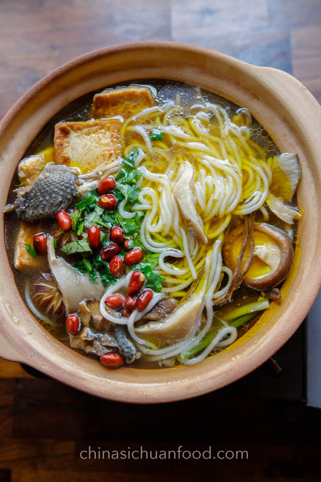 homemade rice noodles|chinasichuanfood.com