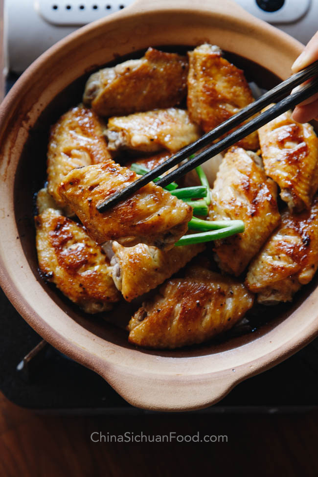oyster chicken wing|chinasichuanfood.com