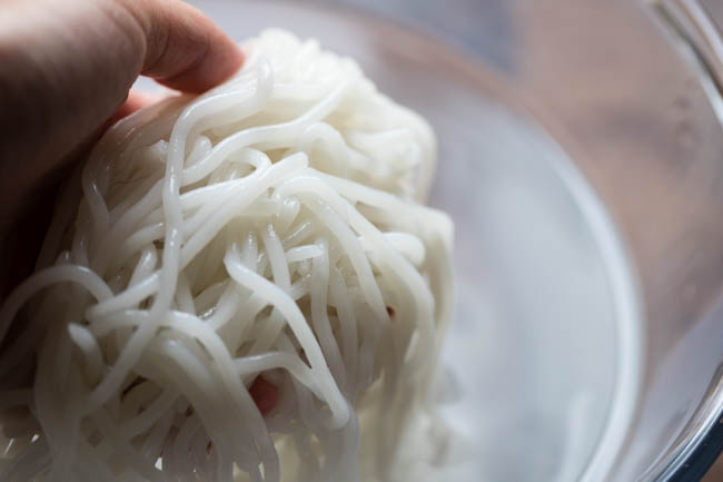homemade rice stick noodles|chinasichuanfood.com