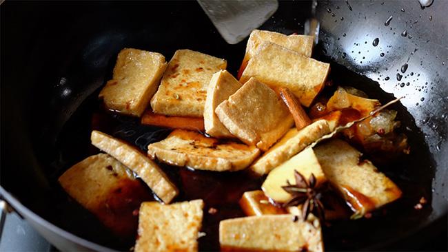 Marinated tofu|chinasichuanfood.com