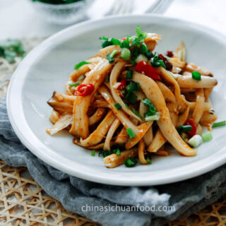 King oyster mushrooms|chinasichuanfood.com