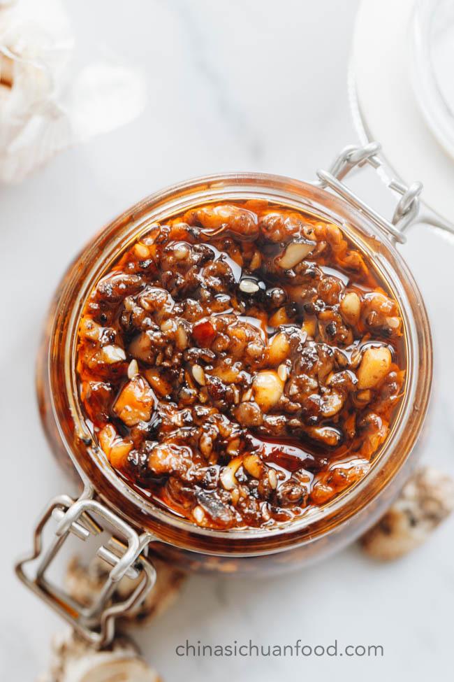 Shiitake Mushroom Sauce | China Sichuan Food