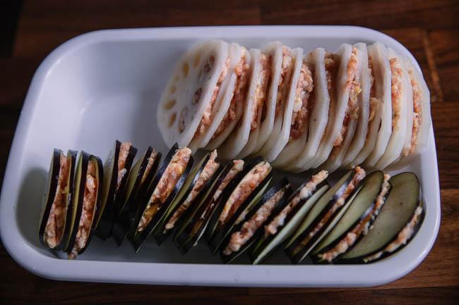 stuffed eggplants|chinasichuanfood.com