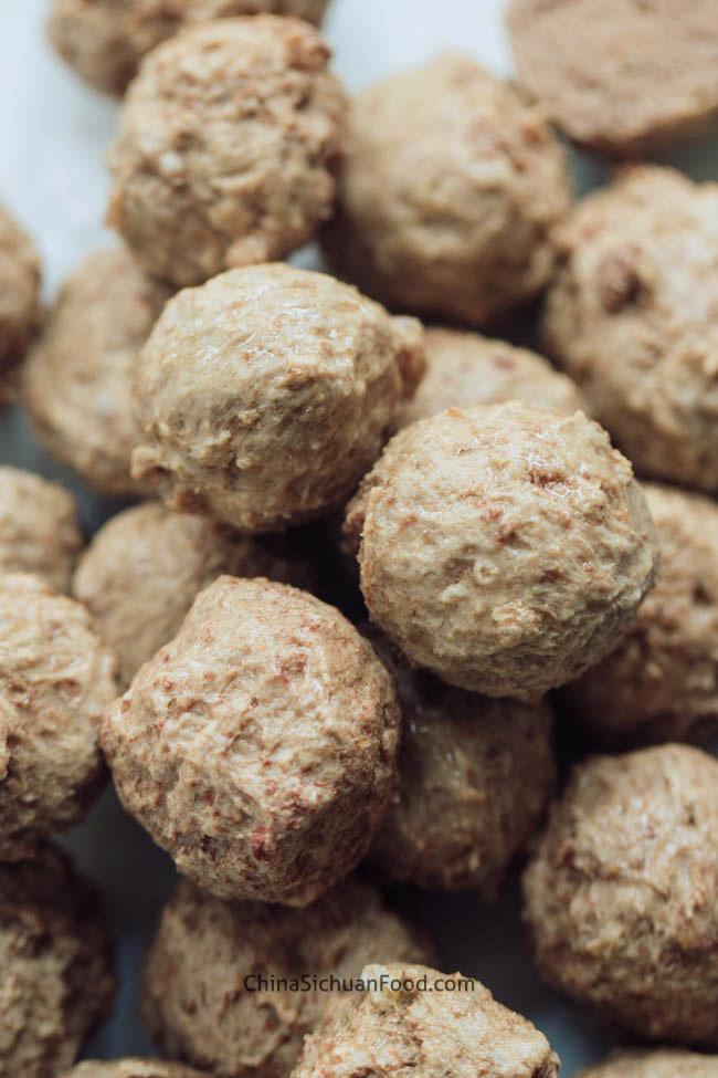 beef balls|chinasichuanfood.com